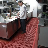 Food Service Mats and Runners