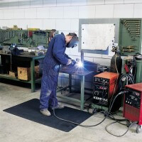 Welding Safe Mats and Runners