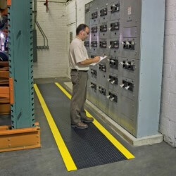 Diamond Switchboard Matting